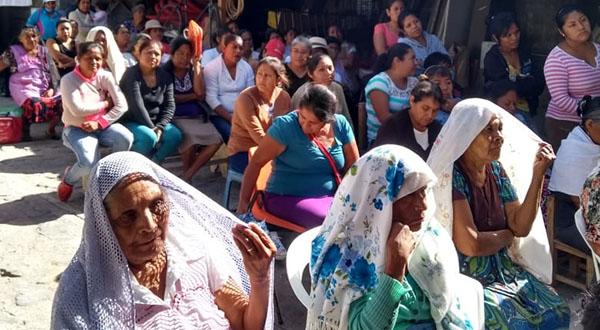 Persiste la violencia de género en la Mixteca
