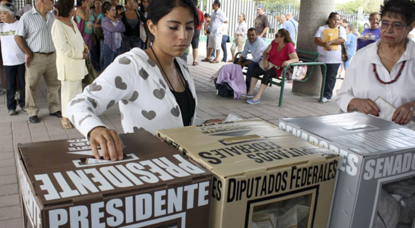 1-J: histórica lección de civilidad, y un decisivo triunfo de la ciudadanía en México