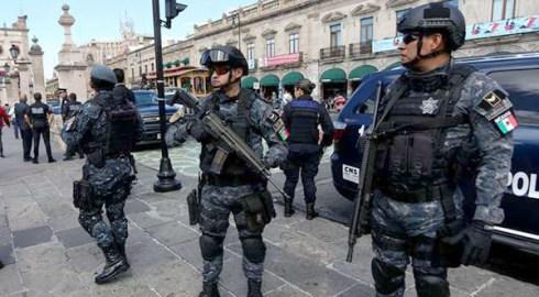 Gendarmería y Guardia Nacional: todas, formas para evadir el fracaso de la seguridad en México