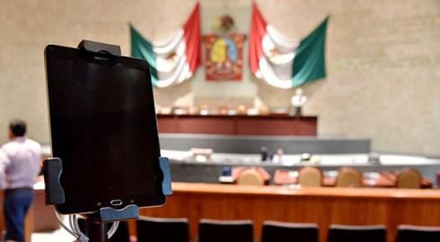 """Implementa Congreso """"Gaceta Parlamentaria"""" en el ejercicio Legislativo"""