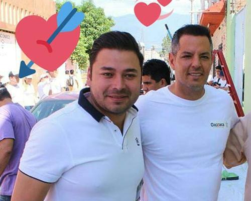 """Santa Lucía y el """"protegido"""" Raúl Cruz"""
