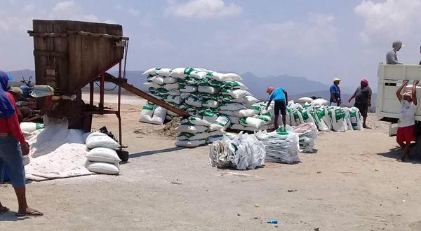Oaxaca principal productor de sal natural