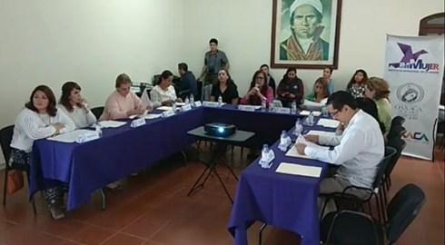 IMM presenta informe de actividades a la junta de gobierno