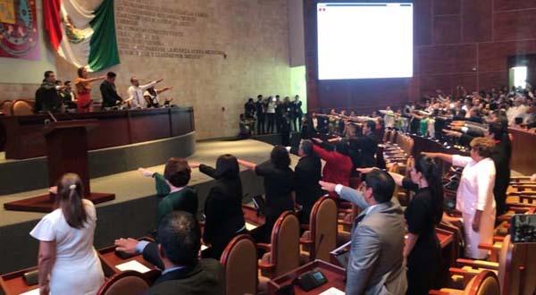 LXIV Legislatura: La novatada de MORENA