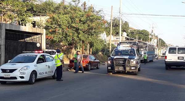 Sancionan a urbaneros por exponer la integridad de los pasajeros