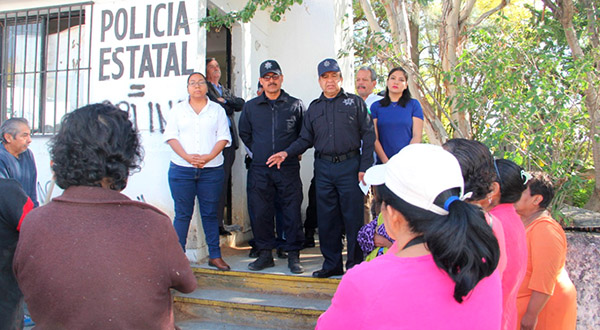 Autoridades del Municipio de Oaxaca continúan acercándose a la ciudadanía