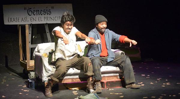 Una obra ganadora presenta teatralissste veracruz en el 26° festival internacional de teatro universitario de la UNAM