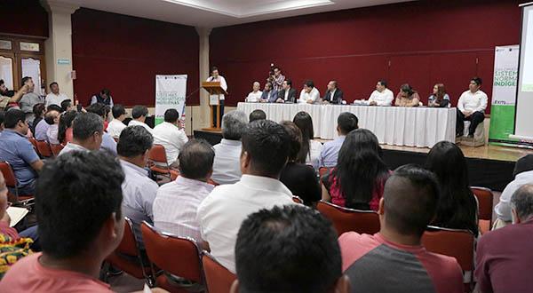 Inauguran diplomado en Sistemas Normativos Indígenas