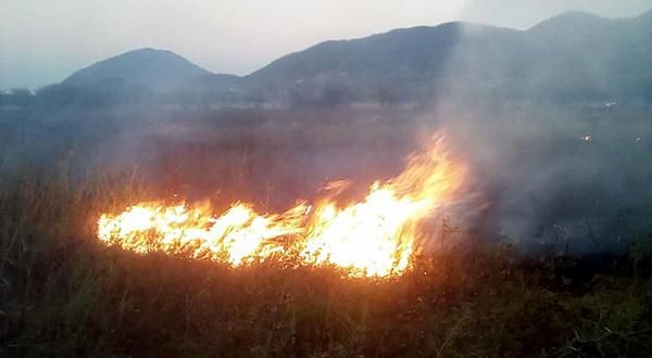 En aumento los incendios en Salina Cruz