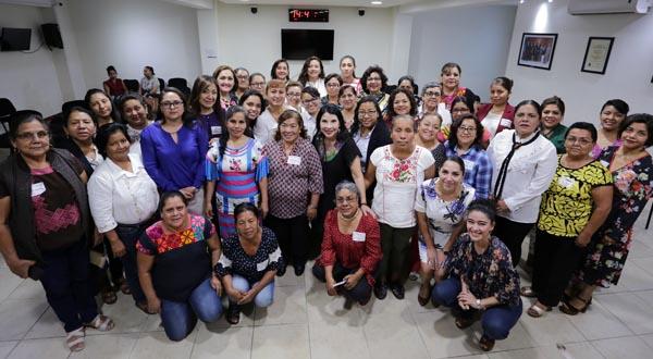 Se realiza primer Encuentro de Síndicas Municipales de Oaxaca