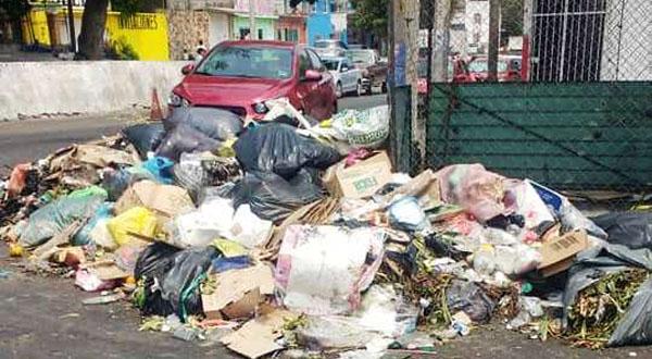 Comerciantes los principales generadores de basura