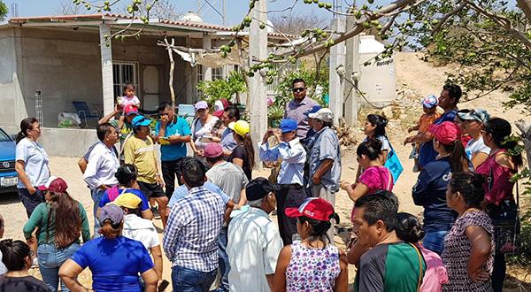 Asentamientos humanos sin servicios básicos