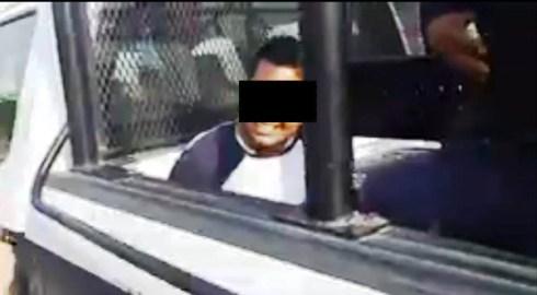 Lo detienen por abuso sexual a bordo de un autobús