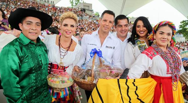 Oaxaca, de fiesta y quinta en el mundo