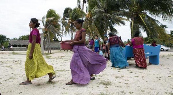 Mujeres ikoots luchan por tener injerencia en la vida política