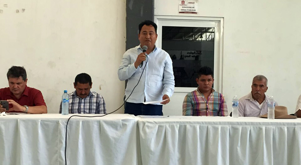 600 millones se requieren para arreglar drenaje en Juchitán; Montero