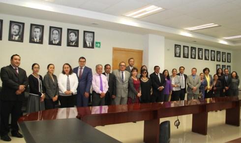 Presentan exámenes de oposición 21 aspirantes a magistratura del TSJO