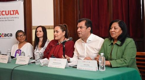 Honrará la ciudad de Oaxaca el legado de Macedonio Alcalá: Oswaldo García
