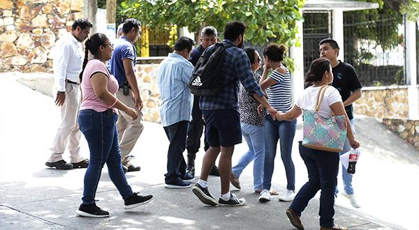 Localizan a joven desaparecido desde el jueves en Salina Cruz