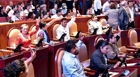 Expide Congreso Ley de Archivos para el Estado de Oaxaca
