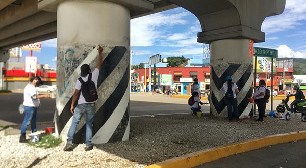 """Reanuda Ayuntamiento de Oaxaca de Juárez el programa """"Labor Comunitaria"""""""
