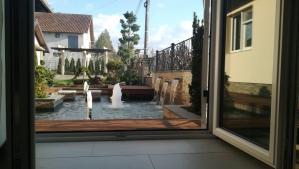 Bio bazen i fontana