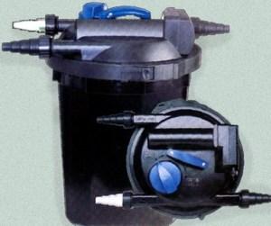 Filter za fizicko preciscavanje vode