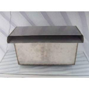 Mlaznica zidni slap inox L -(širina) 400 mm