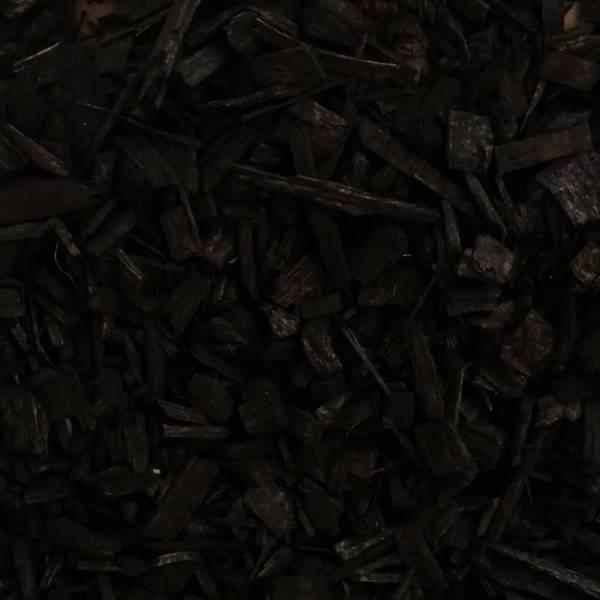 prirodni dekorativni malc - crni