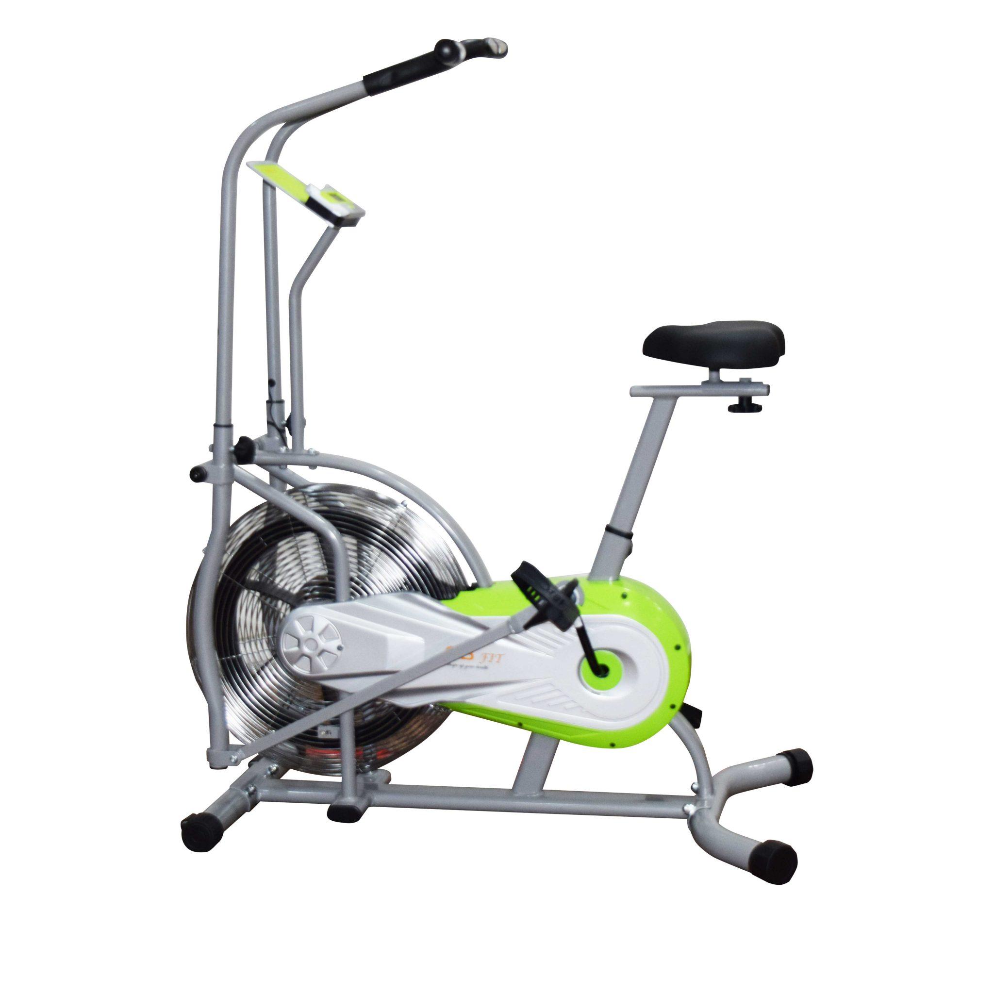 Sepeda Fitness Wind Bike OB-6401 Dual Motion with Fan