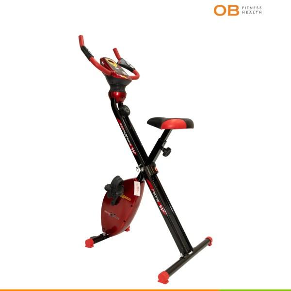 Alat Sepeda Kardio X-Bike Merah Best Seller & Ergonomis OB-6215