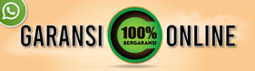 Icon Web Garansi Online via OB Fit