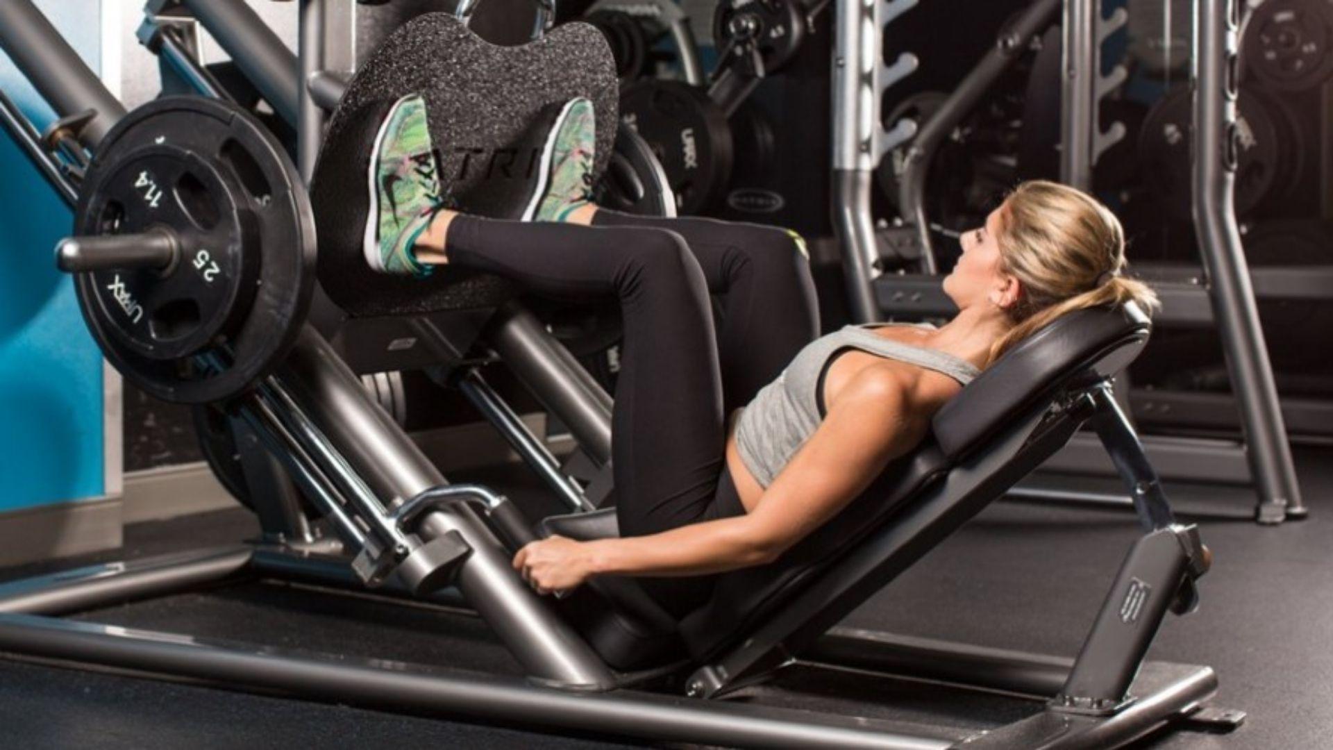 Program dan Pola Latihan Leg Press