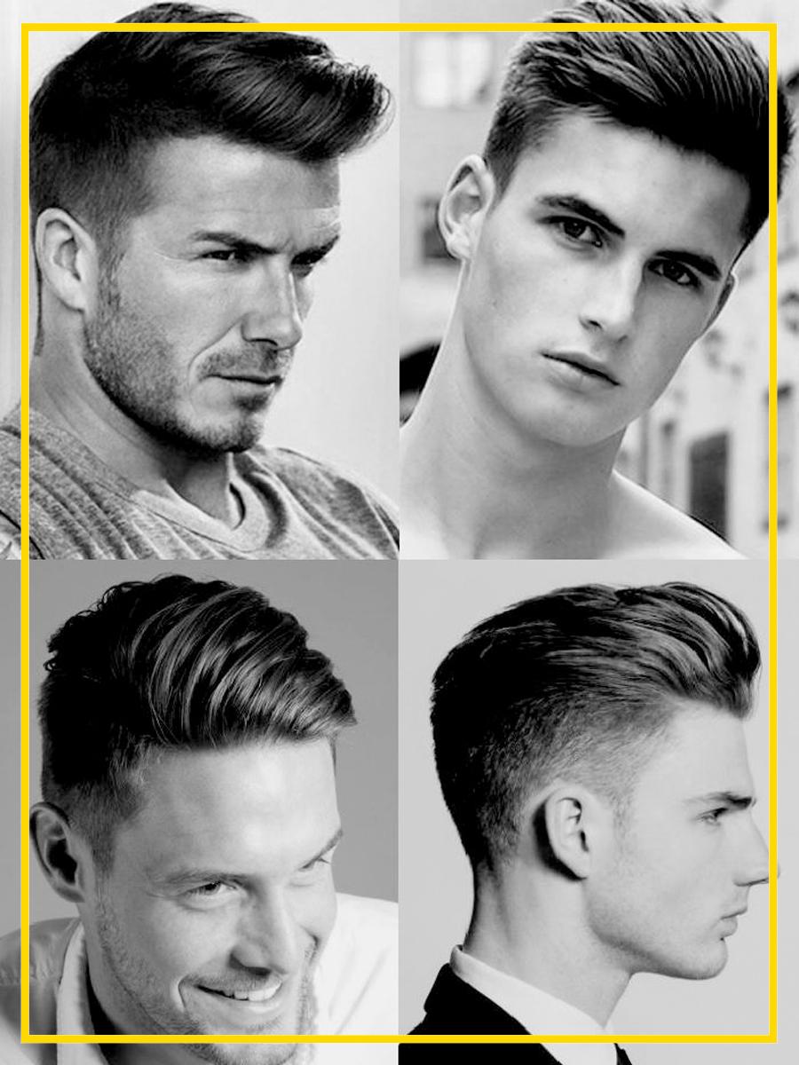 Efeito degradê e seus os vários estilos Efeito degradê: os vários estilos do cabelo da moda Posted on 13 de janeiro de 2016 in CABELO // 3 Comments Em todos os cortes masculinos atuais, a pedida são as laterais em degradê. A arte do cabeleireiro está justamente nesse trabalho, com máquina ou tesoura. inShare 117Salvar Homem No Espelho - Cortes de cabelo masculinos em degradê. Os cortes de cabelos masculinos mais pedidos atualmente pela galera esperta e moderna.