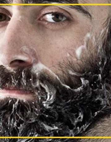 barba lavada