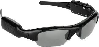 Bluelans Mini HD Hidden Camera Glasses