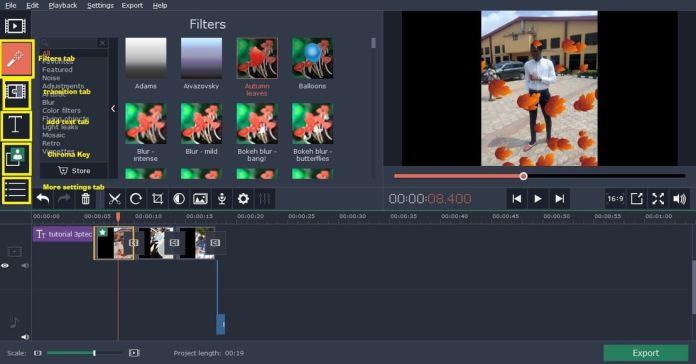 Movavi Slideshow Maker tutorials 2018