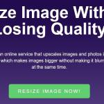 upscale images quickly