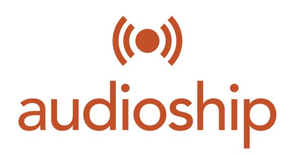 audioship logo