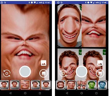 Crazy Face Cam