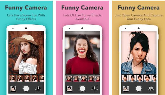Funny Face Camera
