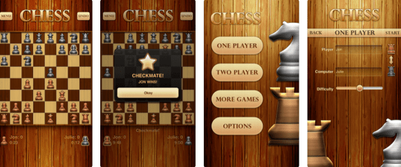 chess two player game