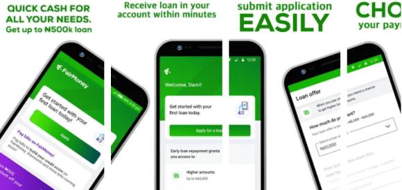 Fair Money Loan app review