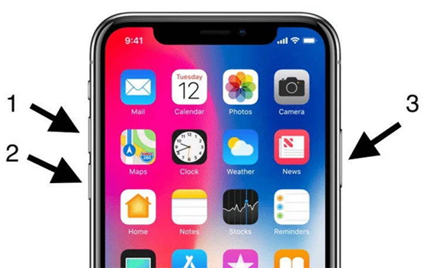 Fix iPhone Stucked on The Apple Logo issues