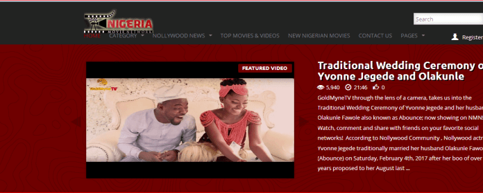 Nigeria Movie network