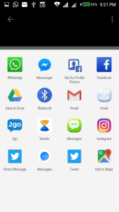 popular networks to reshare whatsapp media status