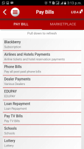 tips to book fligh tickets with U-mobile banking app