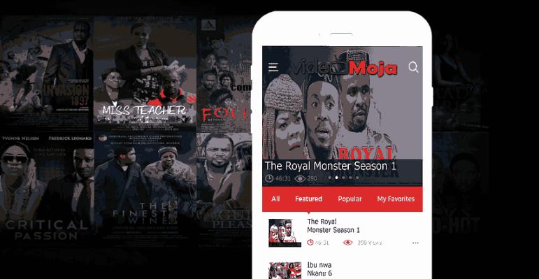 video moja African movies app