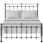 Edwardian Iron Metal Bed Frame The Original Bed Co Us