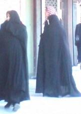 ženy v Íránu